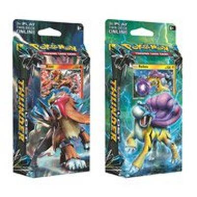 Pokemon Trading Card Game: Sun and Moon Lost Thunder Theme Deck