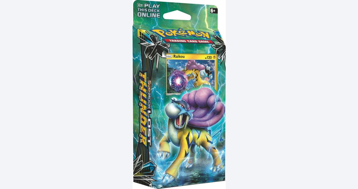 Pokemon Trading Card Game: Sun & Moon Lost Thunder Theme Deck