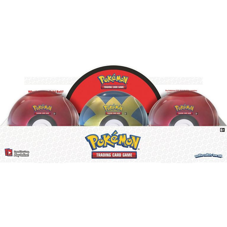 Pokemon Trading Card Game: Poke Ball Tin (Assortment)
