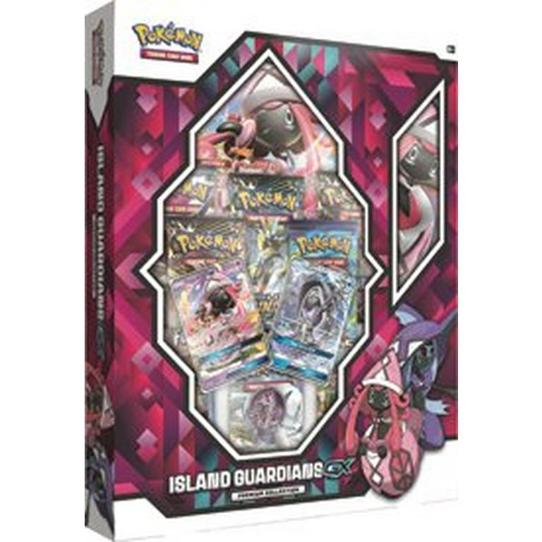 Pokemon Trading Card Game: Island Guardians GX Premium Collection