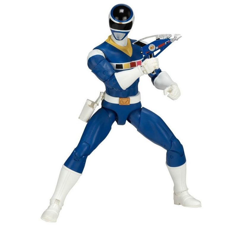 Power Rangers Legacy 6 inch Figure: In Space - Blue Ranger