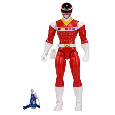 Power Rangers Legacy 6 inch Figure: In Space - Red Ranger