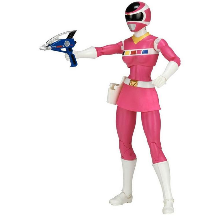 Power Rangers Legacy 6 inch Figure: In Space - Pink Ranger