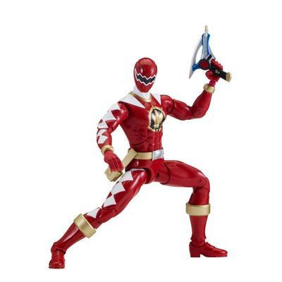 Power Rangers Legacy 6 inch Figure: Dino Thunder - Red Ranger