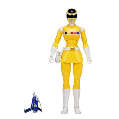 Power Rangers Legacy 6 inch Figure: In Space - Yellow Ranger