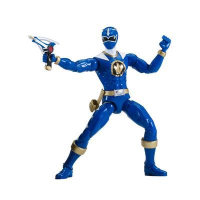 Power Rangers Legacy 6 inch Figure: Dino Thunder - Blue Ranger