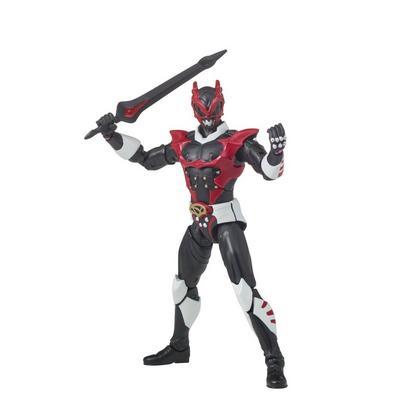 Power Rangers Legacy 6 inch Figure: Psycho Rangers - Red Ranger