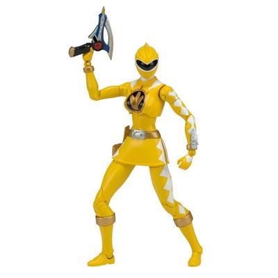 Power Rangers Legacy 6 inch Figure: Dino Thunder - Yellow Ranger