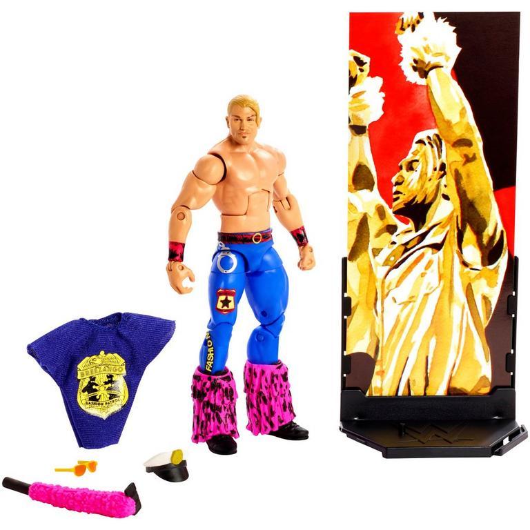 WWE Elite Tyler Breeze Action Figure