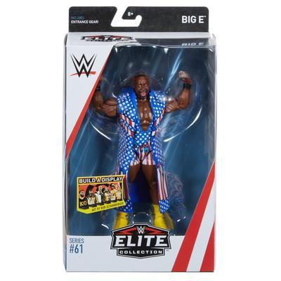 WWE Elite Big E Action Figure