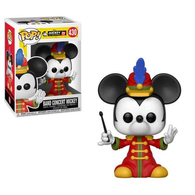 POP! Disney: Mickey 90 Years Band Concert Mickey