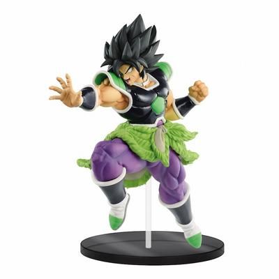 Dragon Ball Super: Broly Broly Rage Mode Ultimate Soldiers The Movie I Statue