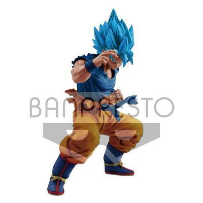 Dragon Ball Super: Masterlise Super Saiyan God - Super Saiyan Son Goku Figure