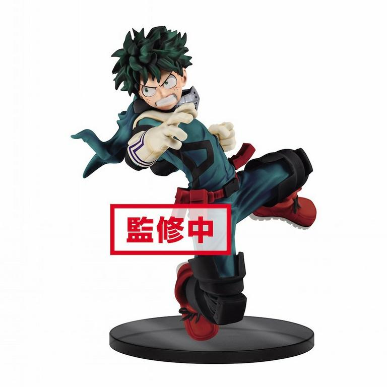 My Hero Academia Izuku Midoriya The Amazing Heroes Volume 1 Statue