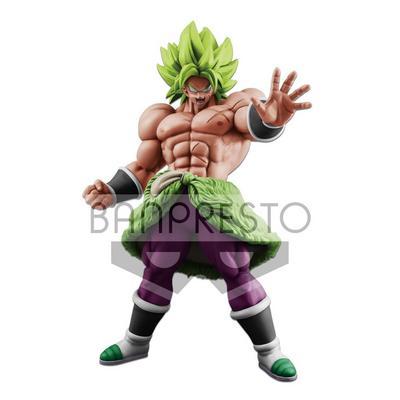 Dragon Ball Super Super Saiyan Broly Full Power King Clustar Statue
