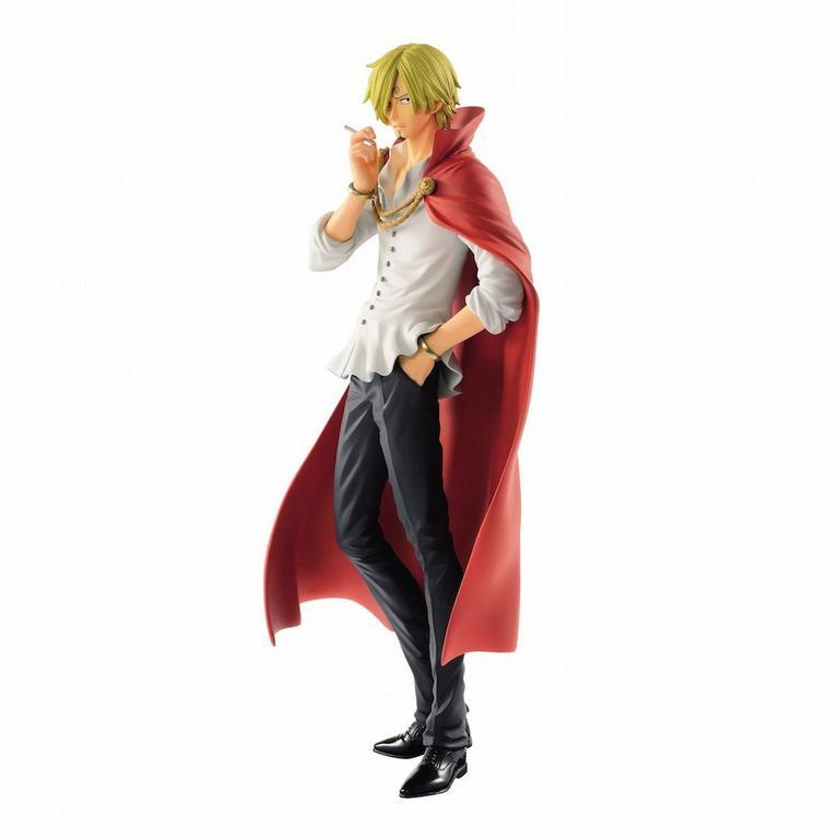 One Piece Sanji Glitter and Brave Statue