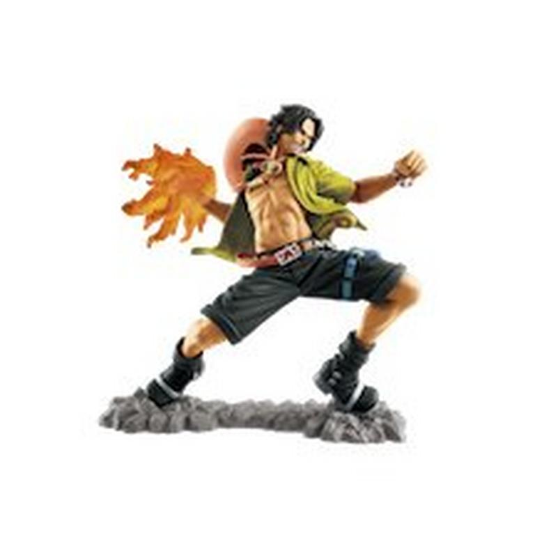 One Piece Portgas D.Ace 20th Anniversary Statue