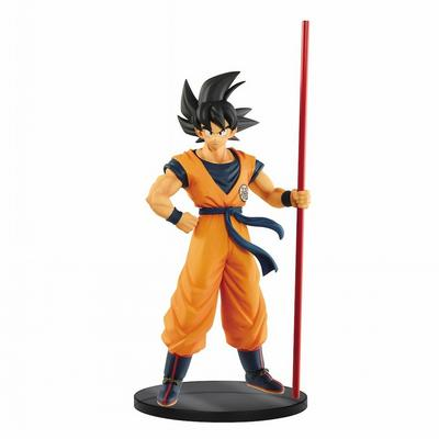 Dragon Ball Super the Movie Son Goku The 20th Film Limited Edition Statue