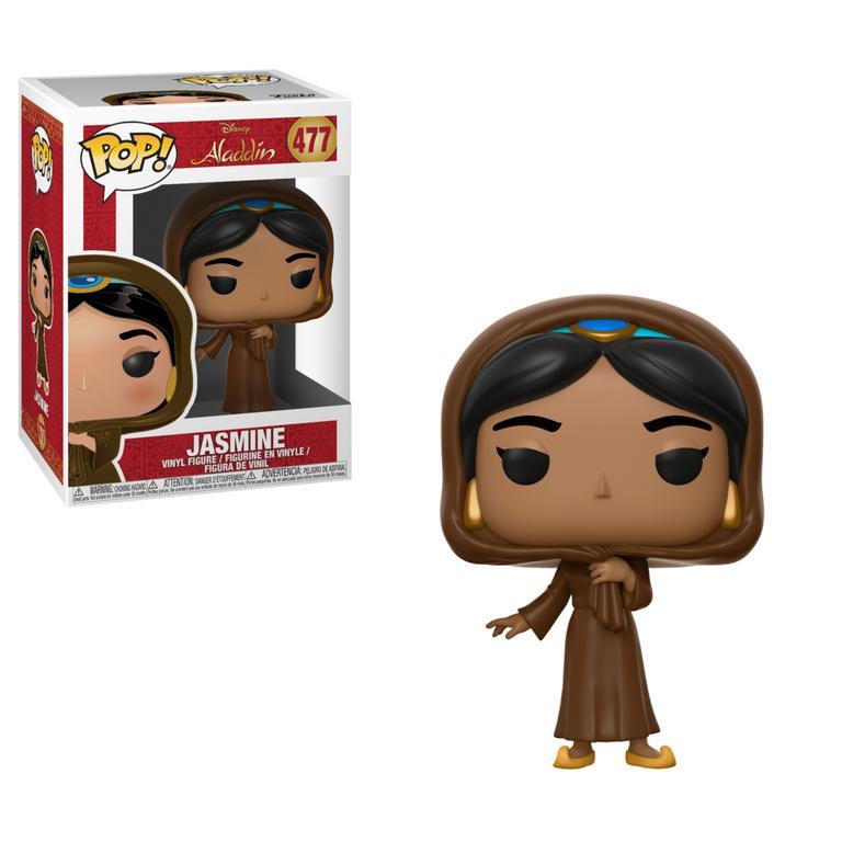 POP! Disney: Aladdin - Jasmine in Disguise