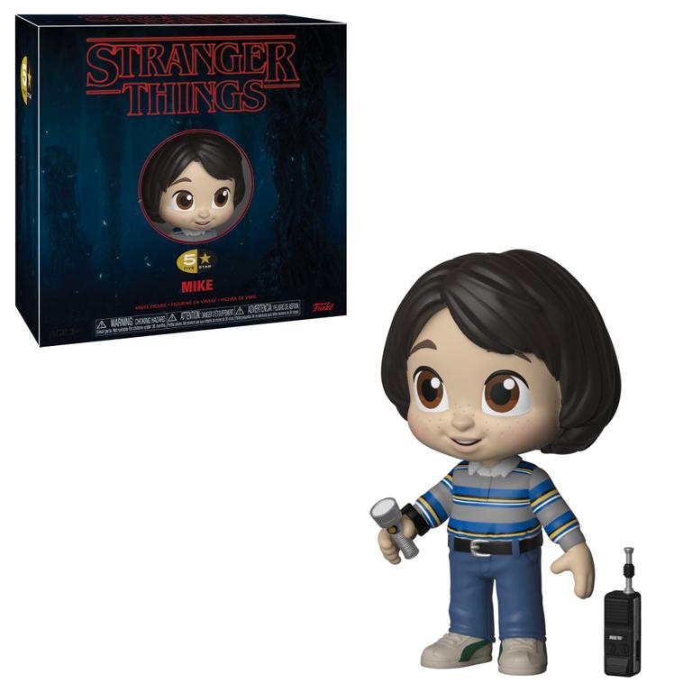 5 Star: Stranger Things Action Figure - Mike