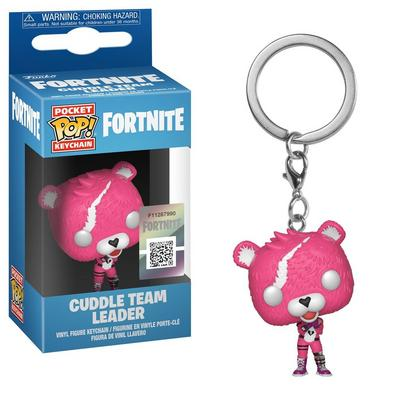 Pocket POP! Keychain: Fortnite Cuddle Team Leader