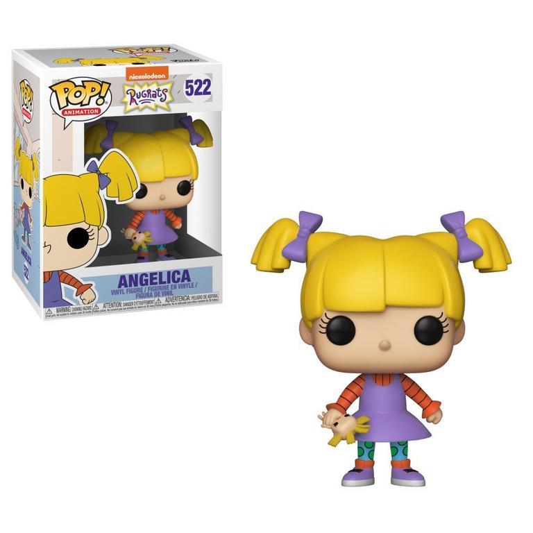 POP! Animation: 90s Nick - Angelica