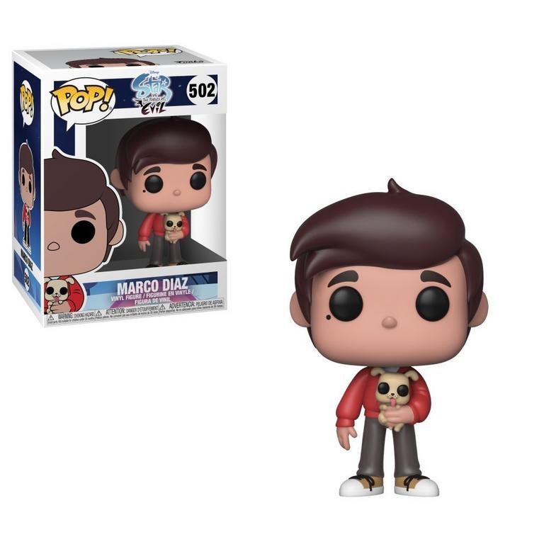 POP! Disney: Star vs. the Forces of Evil Marco Diaz