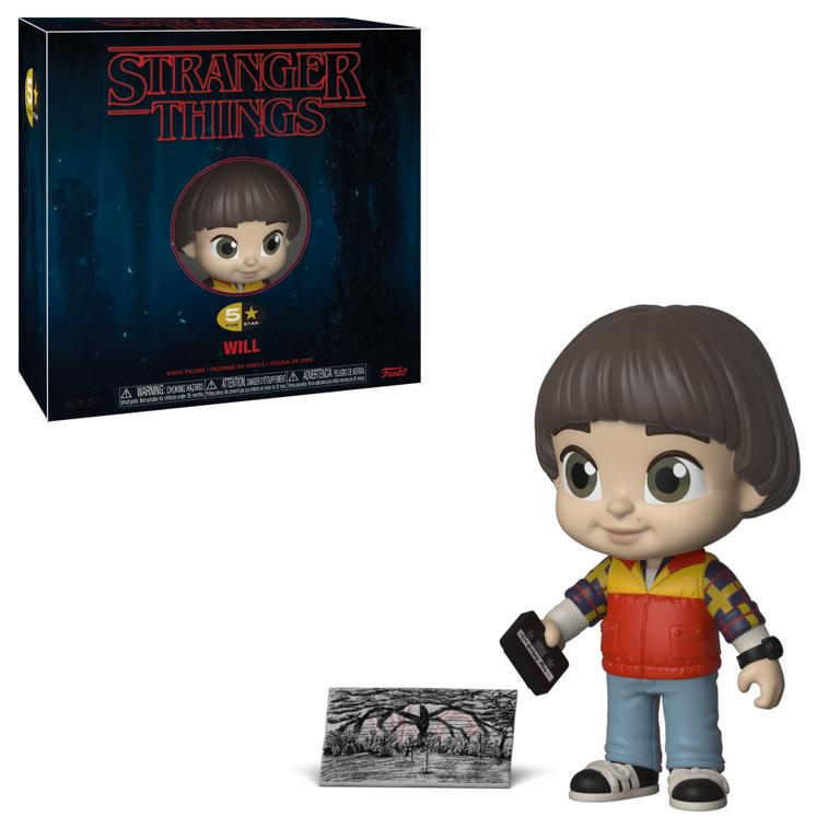 5 Star: Stranger Things Action Figure - Will
