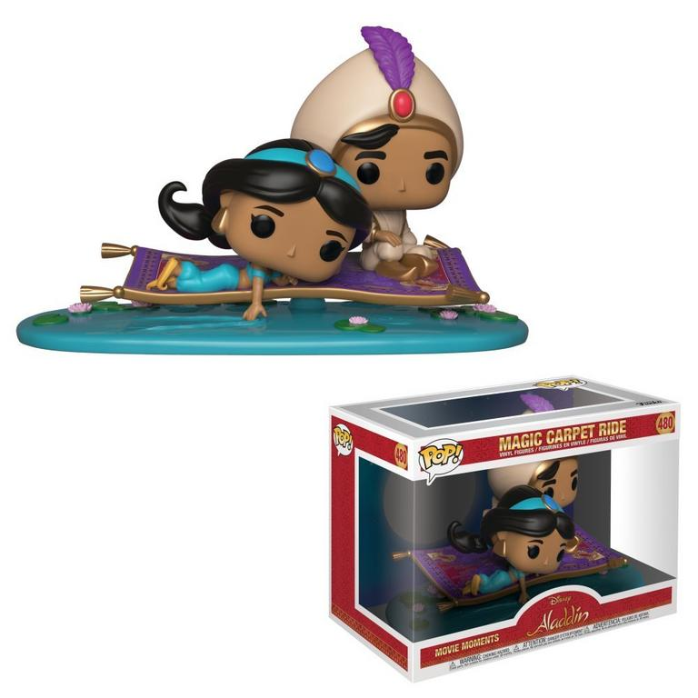 POP! Movie Moment: Aladdin - Magic Carpet Ride