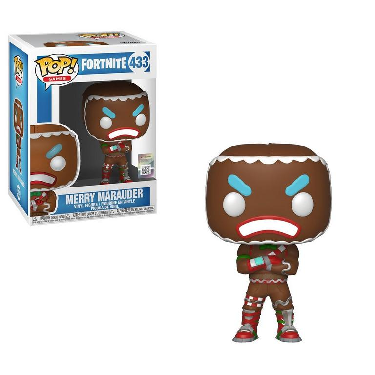 POP! Games: Fortnite Merry Marauder