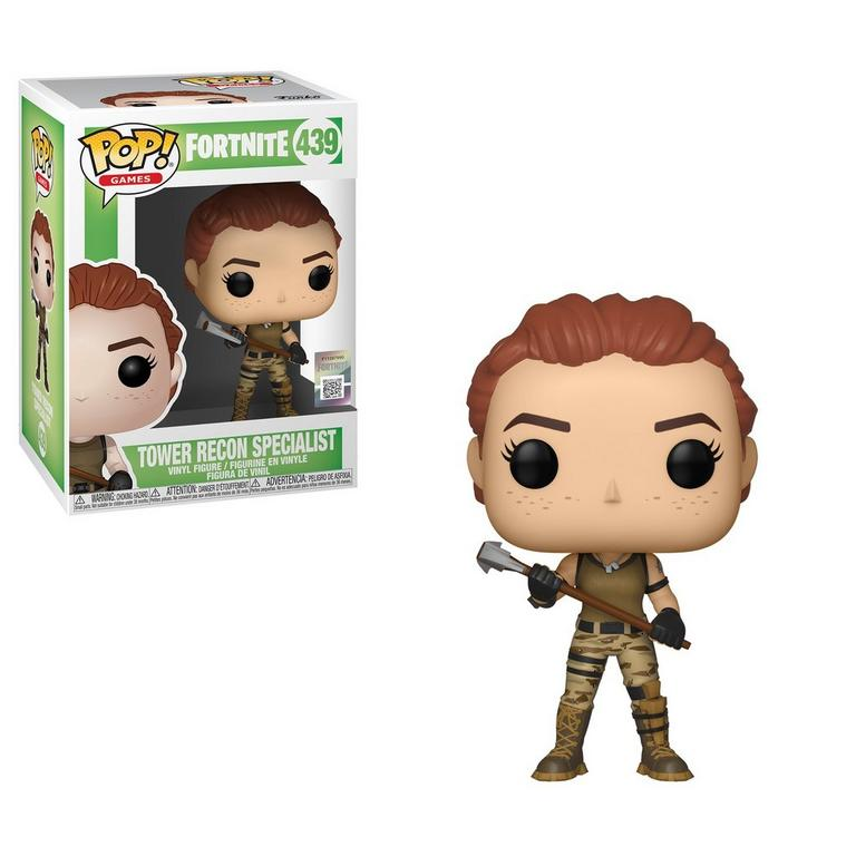 POP! Games: Fortnite Tower Recon Specialist