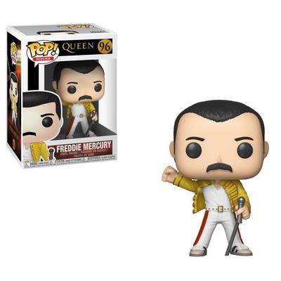 POP! Rocks: Queen Freddie Mercury at Wembley 1986