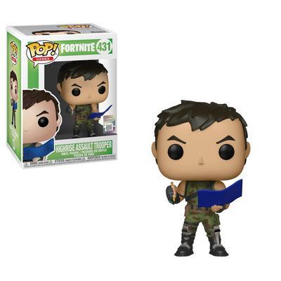 POP! Games: Fortnite Highrise Assault Trooper