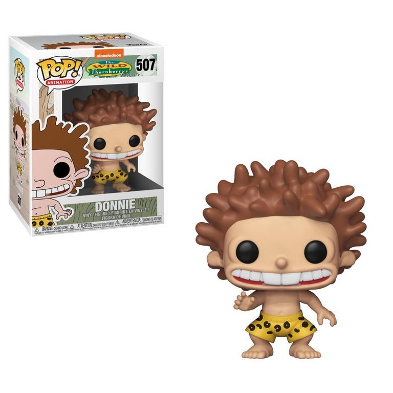 POP! Animation: The Wild Thornberrys Donnie