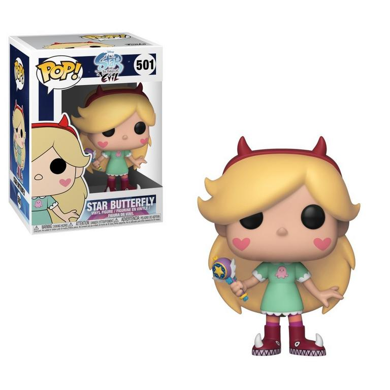 POP! Disney: Star vs. the Forces of Evil Star Butterfly