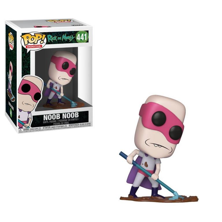 POP! Animation: Rick and Morty Noob Noob