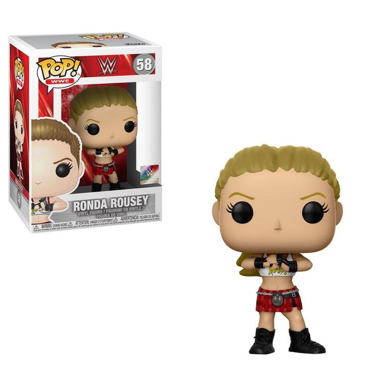 POP! WWE: WWE S8 - Ronda Rousey