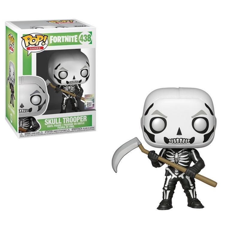 POP! Games: Fortnite Skull Trooper