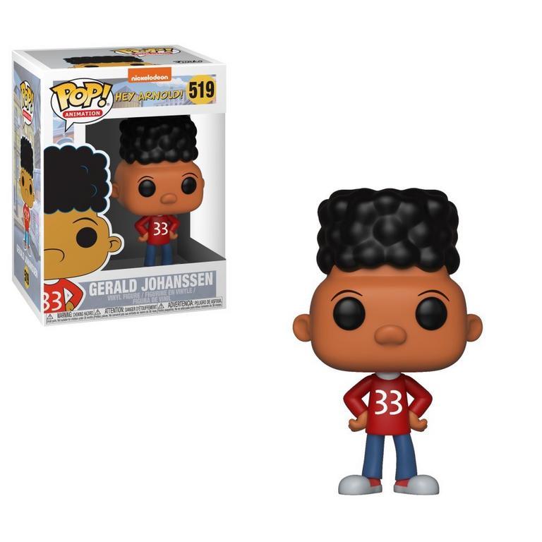 POP! Animation: 90s Nick - Gerald