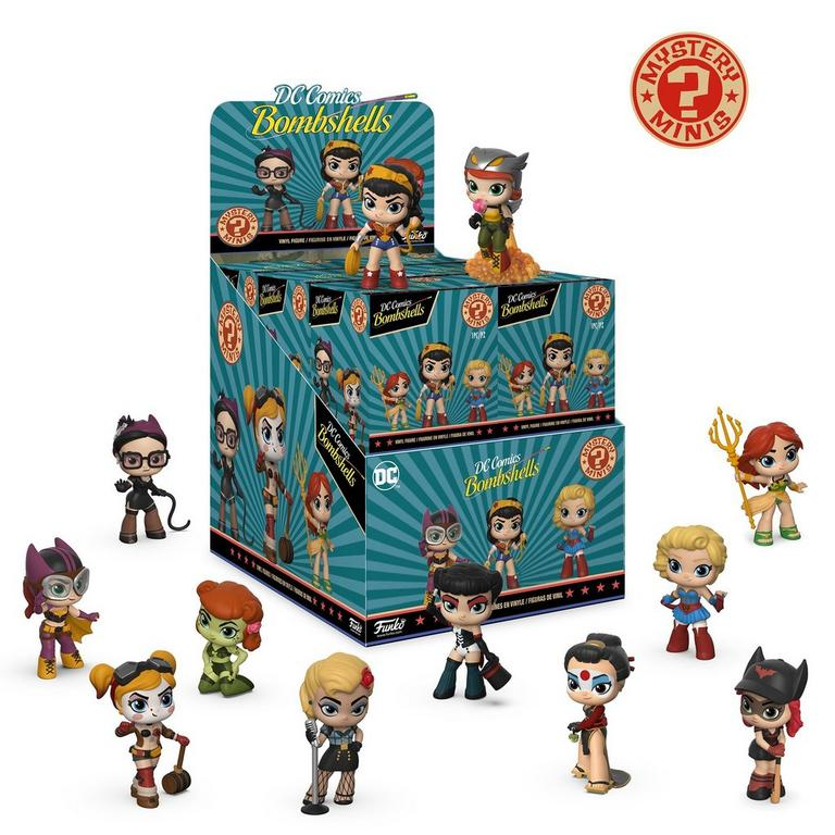 Mystery Minis: DC Bombshells Blind Box Figure