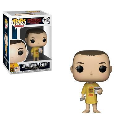 POP! Television: Stranger Things - Eleven in Burger T-Shirt