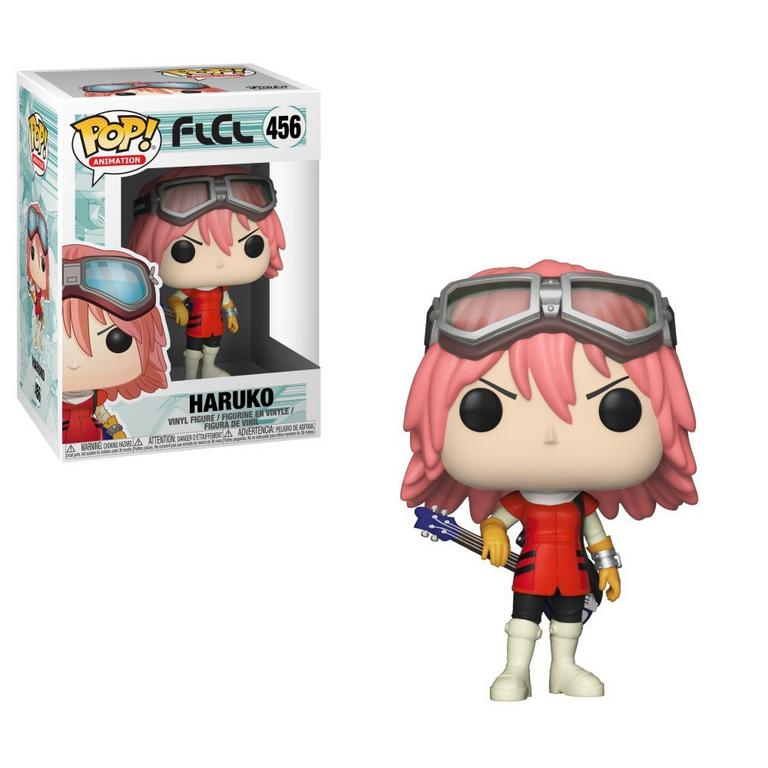 POP! Animation: FLCL S1 - Haruko