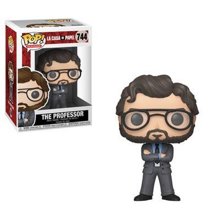 POP! Television: La Casa De Papel The Professor