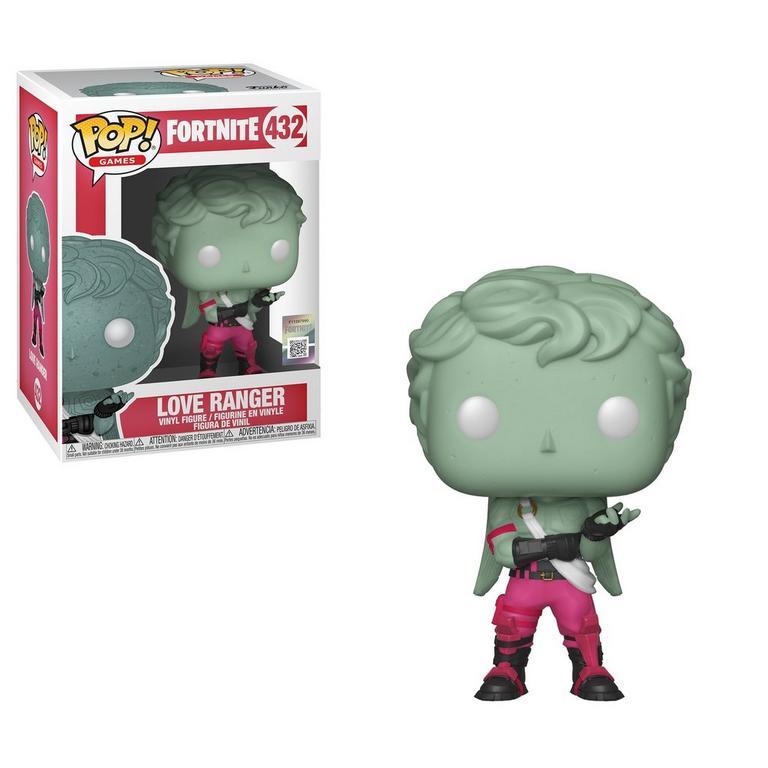 POP! Games: Fortnite Love Ranger