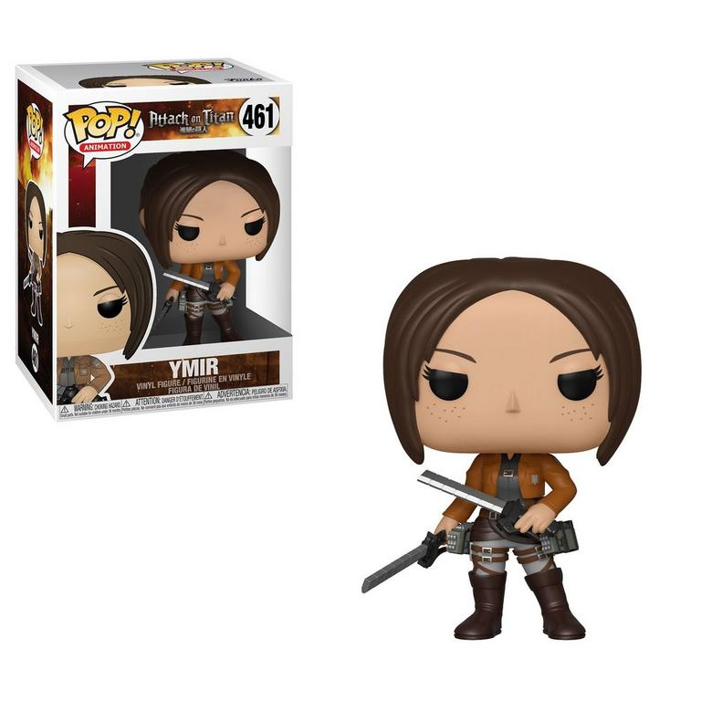POP! Animation: Attack on Titan Ymir