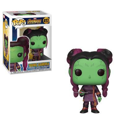 POP! Marvel Avengers: Infinity War Young Gamora