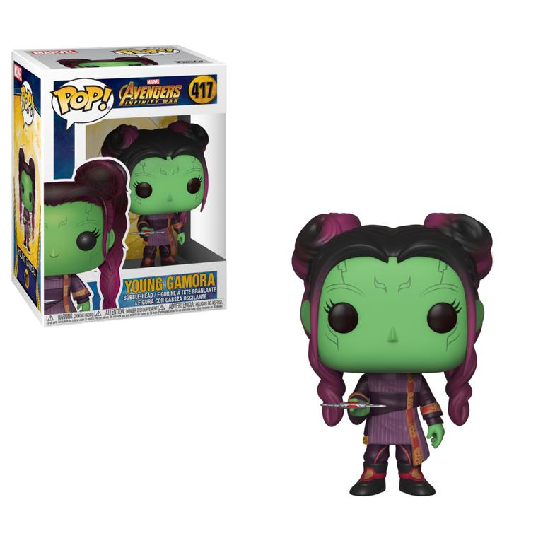 POP! Marvel Avengers: Infinity War Young Gamora