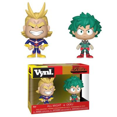VYNL: My Hero Academia All Might and Deku 2 Pack