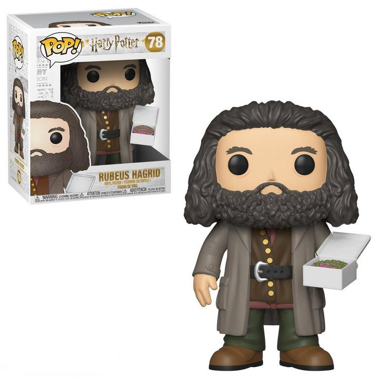 POP! Harry Potter: Rubeus Hagrid with Cake