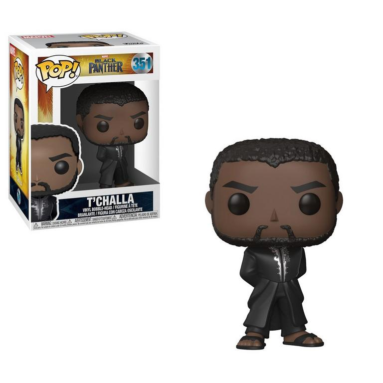 POP! Marvel: Black Panther T'Challa Black Robe